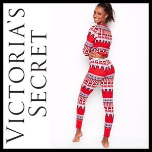 Victoria's Secret Thermal Pajamas